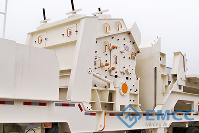 Impact Crusher Series Mobile Crusher Featured Image