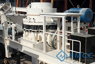 Cone Crusher Series Mobile Crusher Featured Image