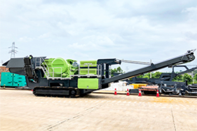 Crawler-type Jaw Crusher Mobile Crushing Station