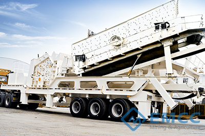 Combined Impact Crusher Series Mobile Crusher Featured Image