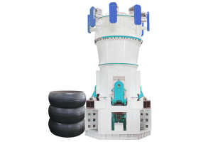 Superfine vertical mill for calcium hydroxide / calcium oxide