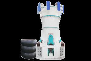 Superfine vertical mill for calcium hydroxide / calcium oxide