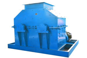 Double Shaft Chain Fertilizer Crusher