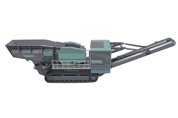 Crawler-type Jaw Crusher Mobile Crushing Station Featured Image