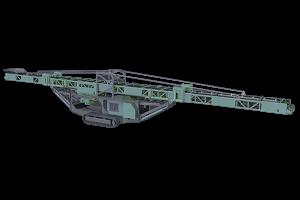 Crawler-type Belt Conveyor Mobile Station