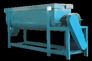 Horizontal Fertilizer Mixer