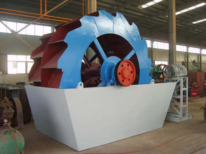 How to improve the stability of sand washing equipment?
